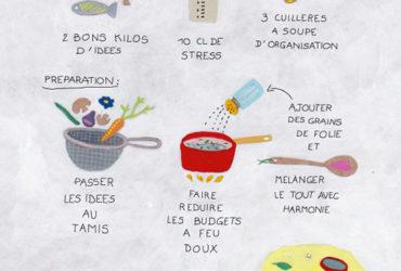 Carte de voeux : Meilleurs voeux 2017 à la sauce labelaure
