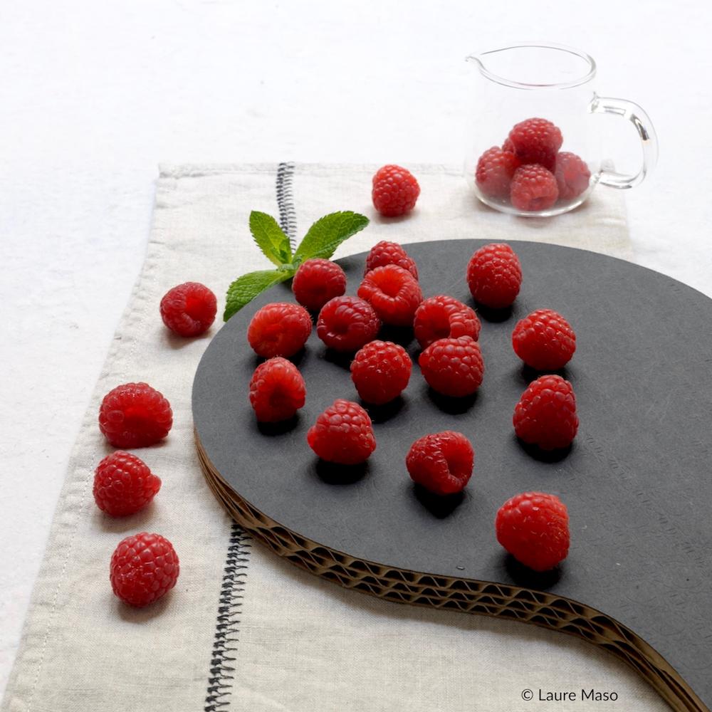 blog culinaire labelaure image fruit brut framboise