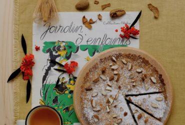 Le shortbread aux amandes en 5 ingrédients