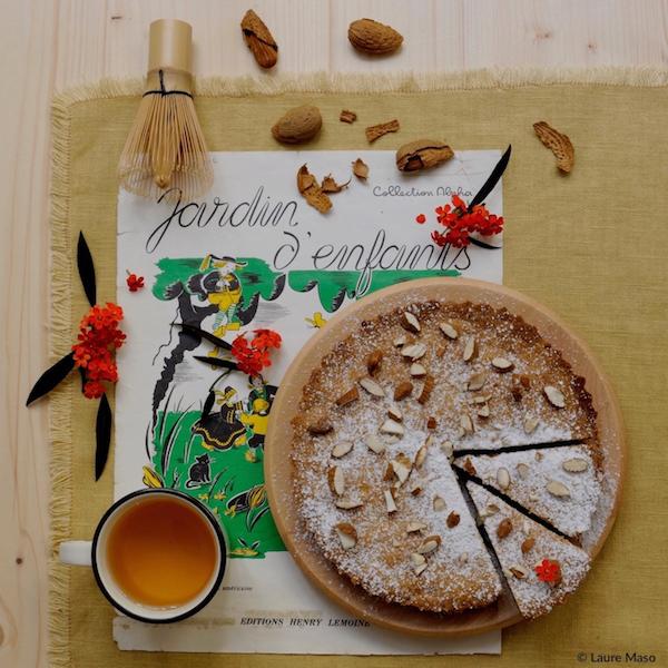 blog culinaire labelaure photographe culinaire laure maso recette shortbread amandes