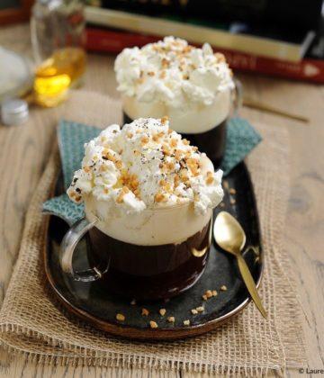 L'irish coffee, une boisson très prisée des soirées après-ski