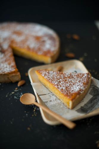 Recette de tarte au potimarron sucrée : Dessert pas cher
