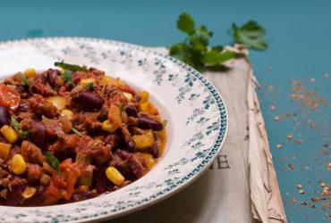 Chili con carne : Recette de plat unique épicé