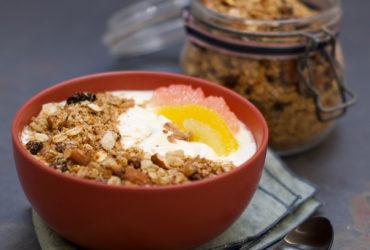 Granola maison : Ma recette healthy vegan