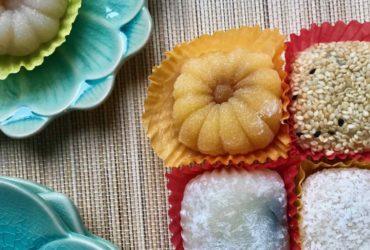 Mochi Daifuku japonais : Découvrez ce dessert vegan