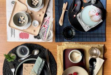 Des idées faciles pour décorer votre table en toute occasion