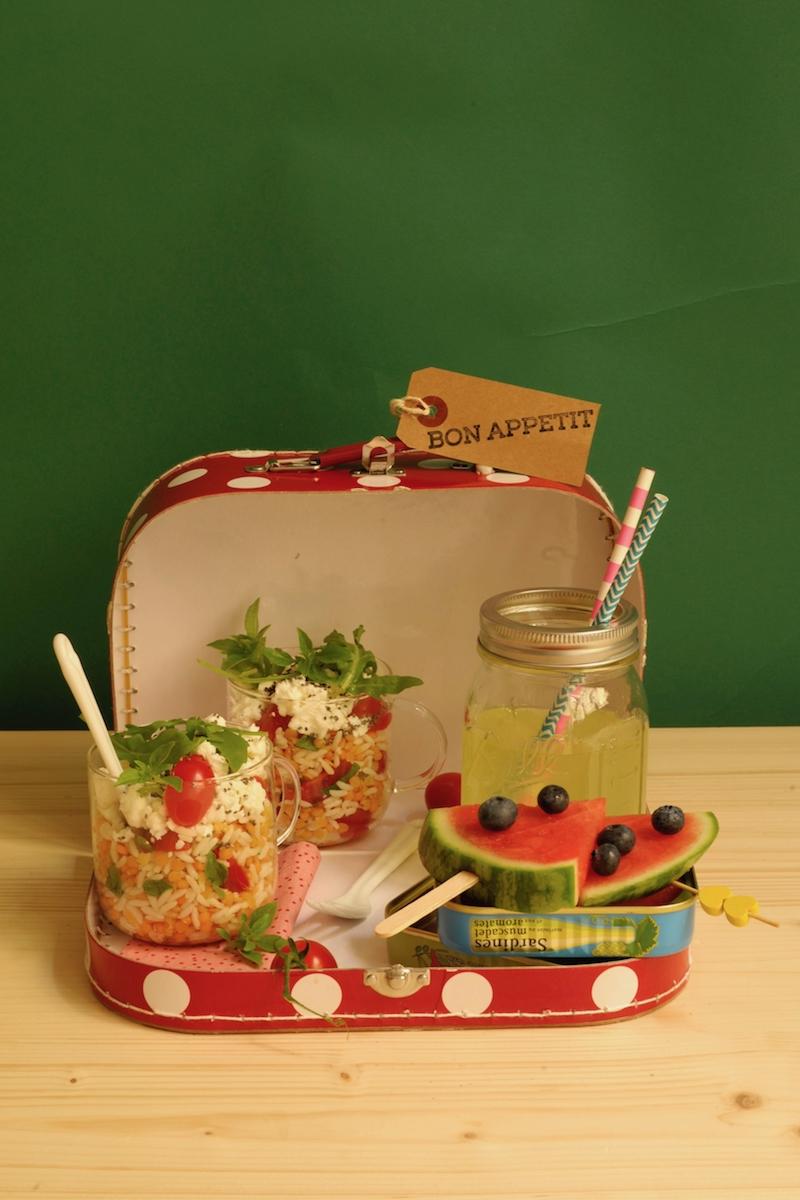 3 picnics au banc d'essai