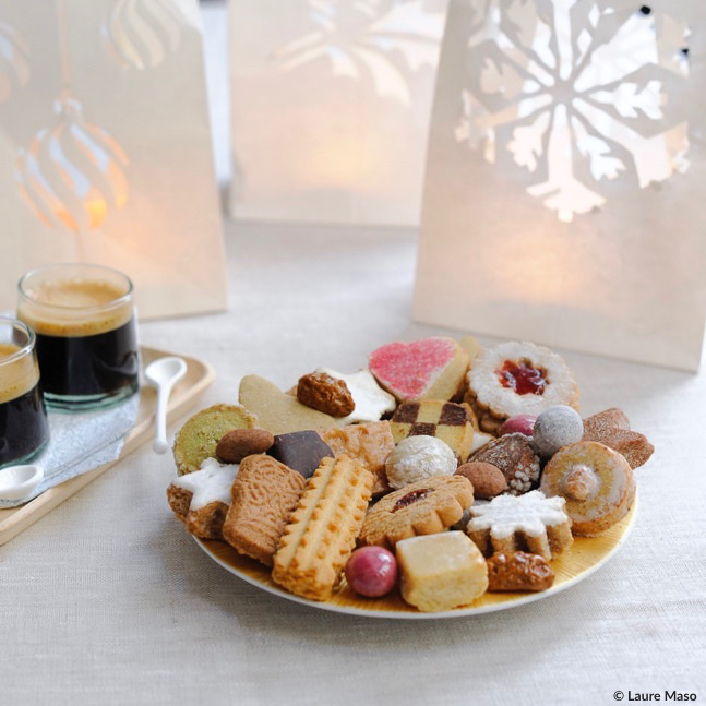 labelaure blog culinaire photographe culinaire bredele biscuits Saint-Nicolas friandises gourmandises Noël