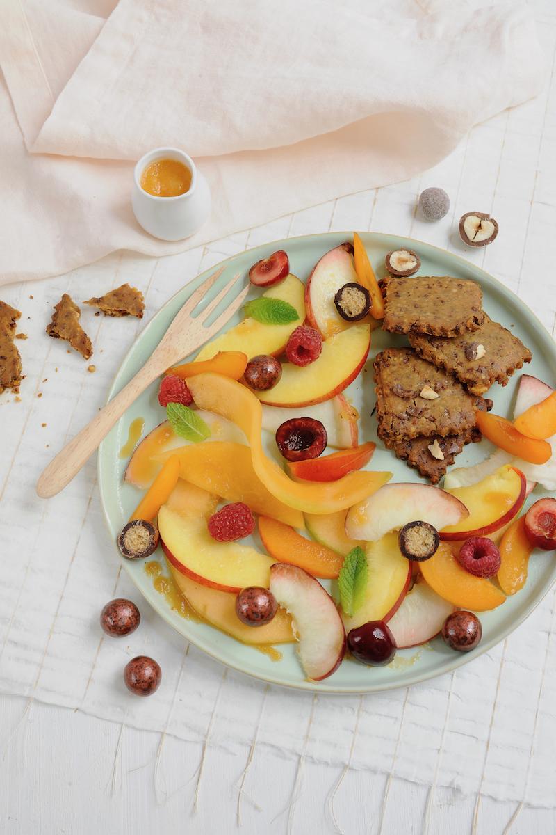 blog labelaure photographe et styliste culinaire création de recettes originales salades de fruits produits de saison