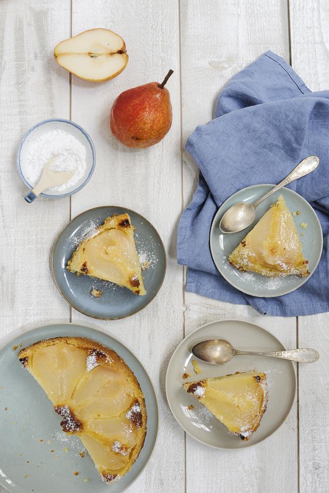 labelaure blog culinaire photographe culinaire food stylist idee recette gateau bombard aux poires