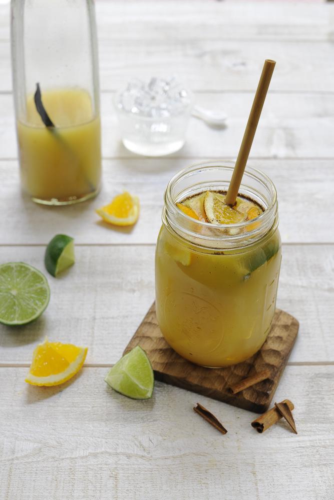 labelaure blog culinaire photographe culinaire food stylist idee recette cocktail punch épicé