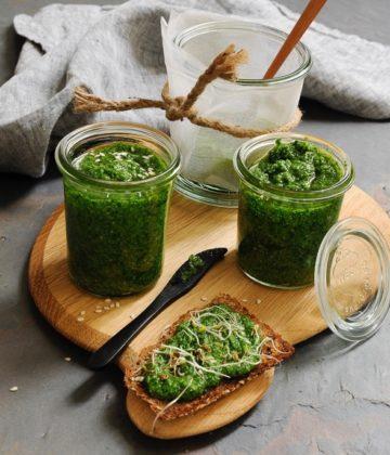 Le cresson mérite plus que le saladier : goûtez notre recette originale du pesto au cresson