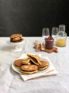 Recette de dorayakis, labelaure agence de stylisme culinaire