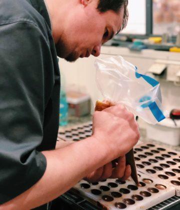 À la rencontre de Louis Simart : Artisan Chocolatier