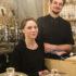 À la rencontre de Camille et Sébastien, heureux couple du joli restaurant lyonnais Menthe Poivrée