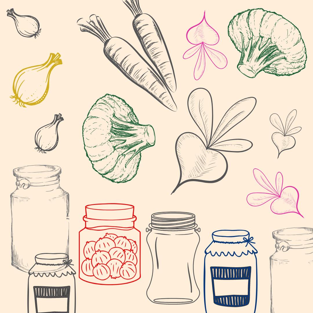 """Tous en pots : nos """"conferves"""" du moment pour retrouver du bonheur dans ce que nous mangeons !"""