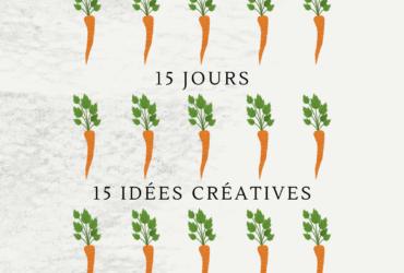 Calendrier créatif : 15 idées pour rompre le confinement COVID-19