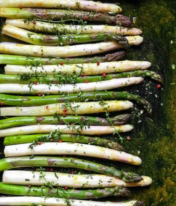 Les asperges, un produit frais et de saison par excellence