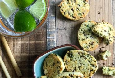 Ma recette inratable de biscuits sablés pour l'apéro !