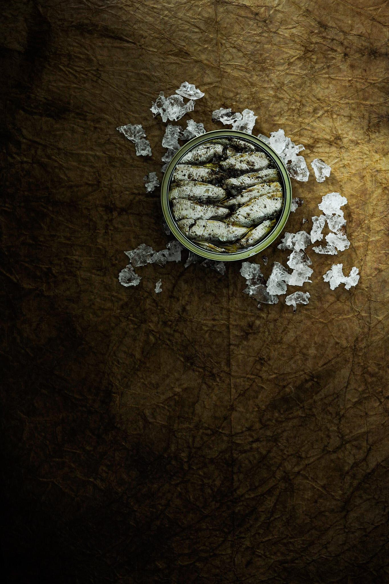 blog labelaure food stylist photographe culinaire empreinte carbone score carbone CO2 elevé étiquette D sardines Super U