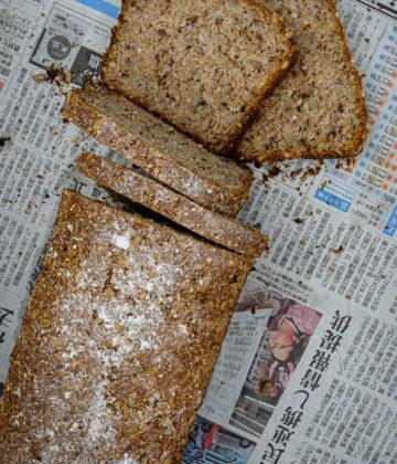 Recette du pain complet bien moelleux comme chez le boulanger