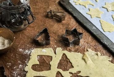 Douceurs à croquer n°3 à l'approche de Noël : les petits gâteaux à la vanille de Madagascar