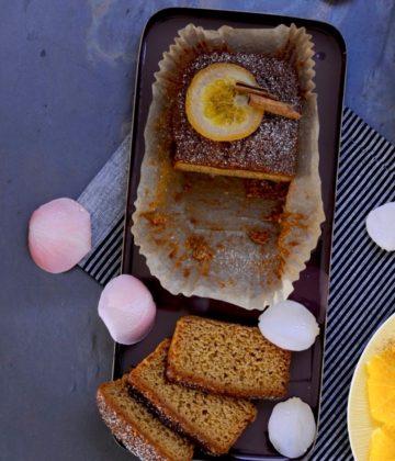 Douceurs n°6 à l'approche de Noël : le pain d'épice au thé de Noël