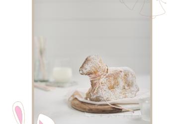 Si tendre, la recette du gâteau Lamala, ou agneau de Pâques